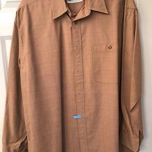 Orvis Tattersall Oxford Shirt